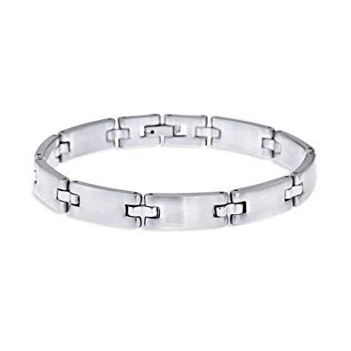 bracelet acier homme