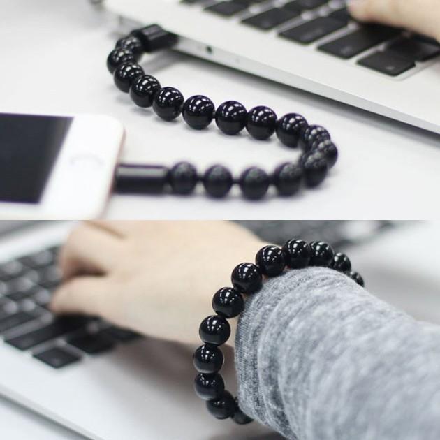bracelet chargeur iphone