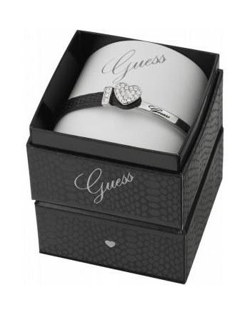 bracelet cuir guess