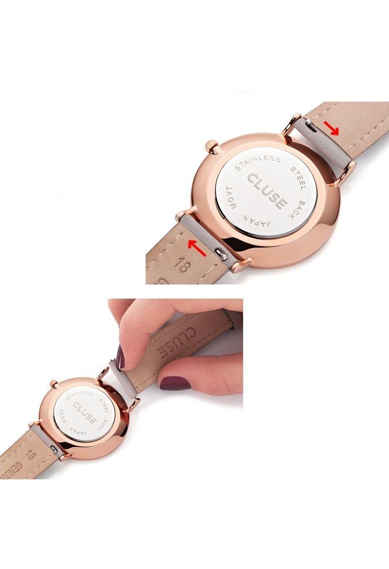 bracelet de montre cluse