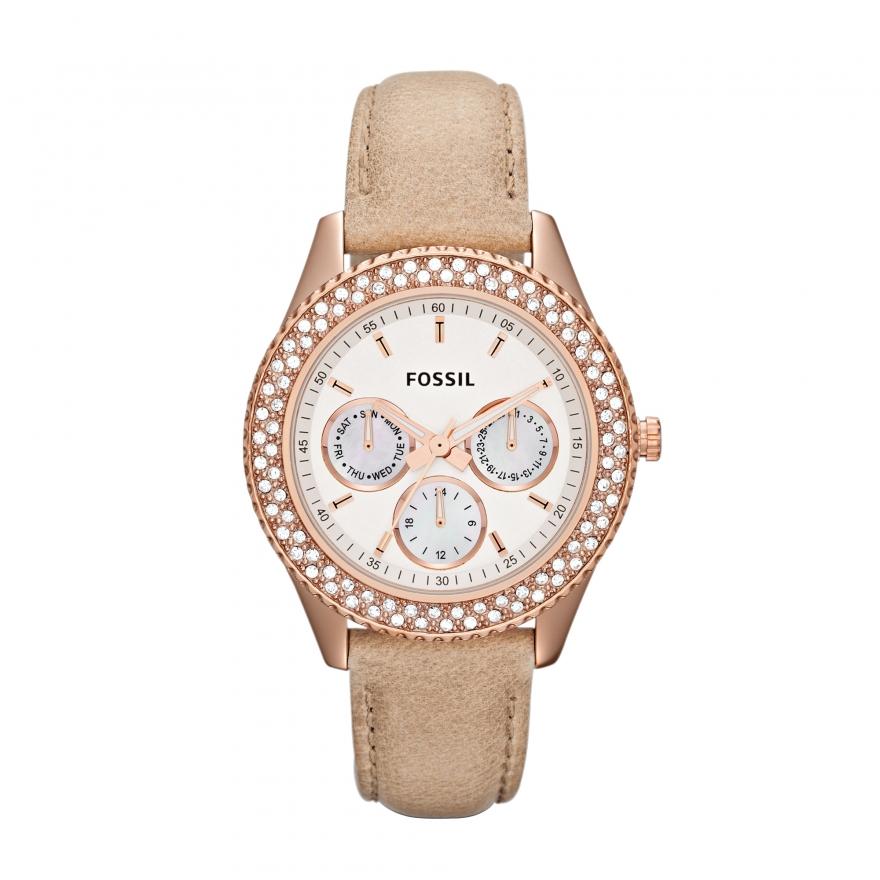 bracelet de montre en cuir pour femme