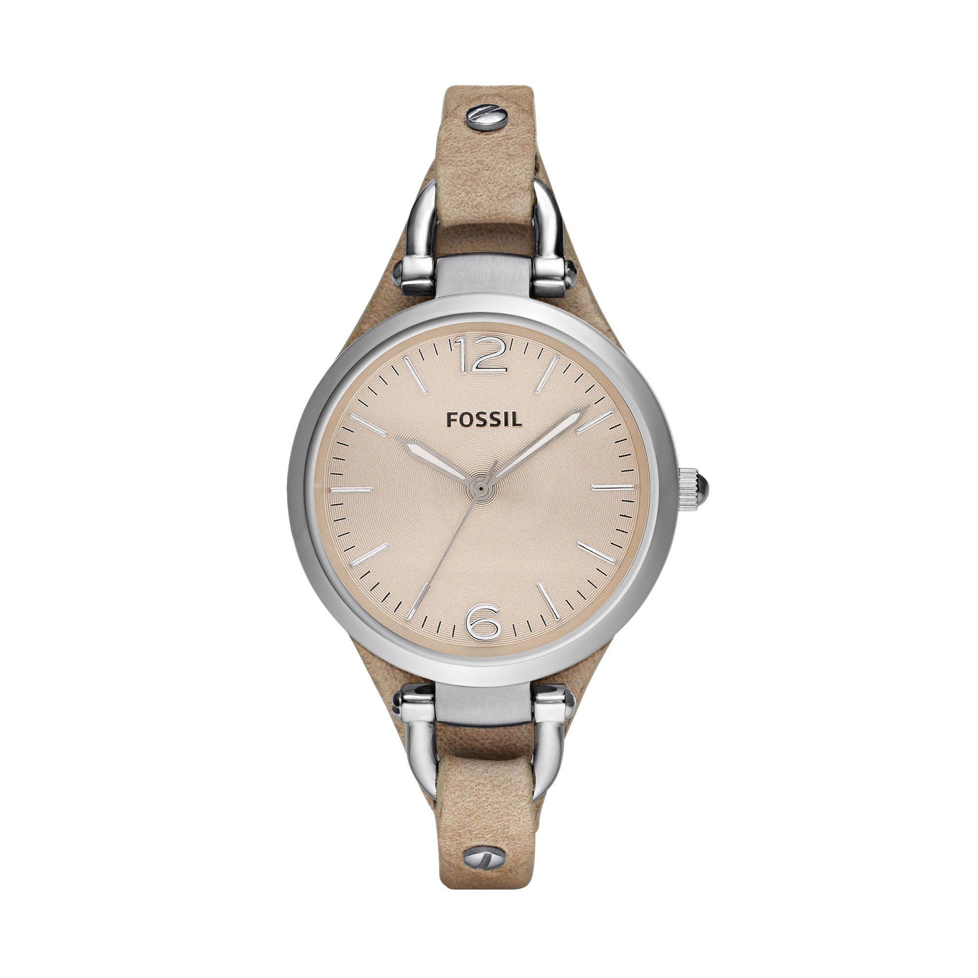bracelet montre fossile