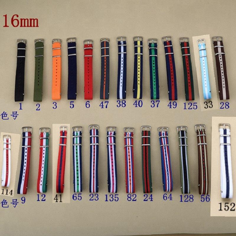 bracelet nato 16mm