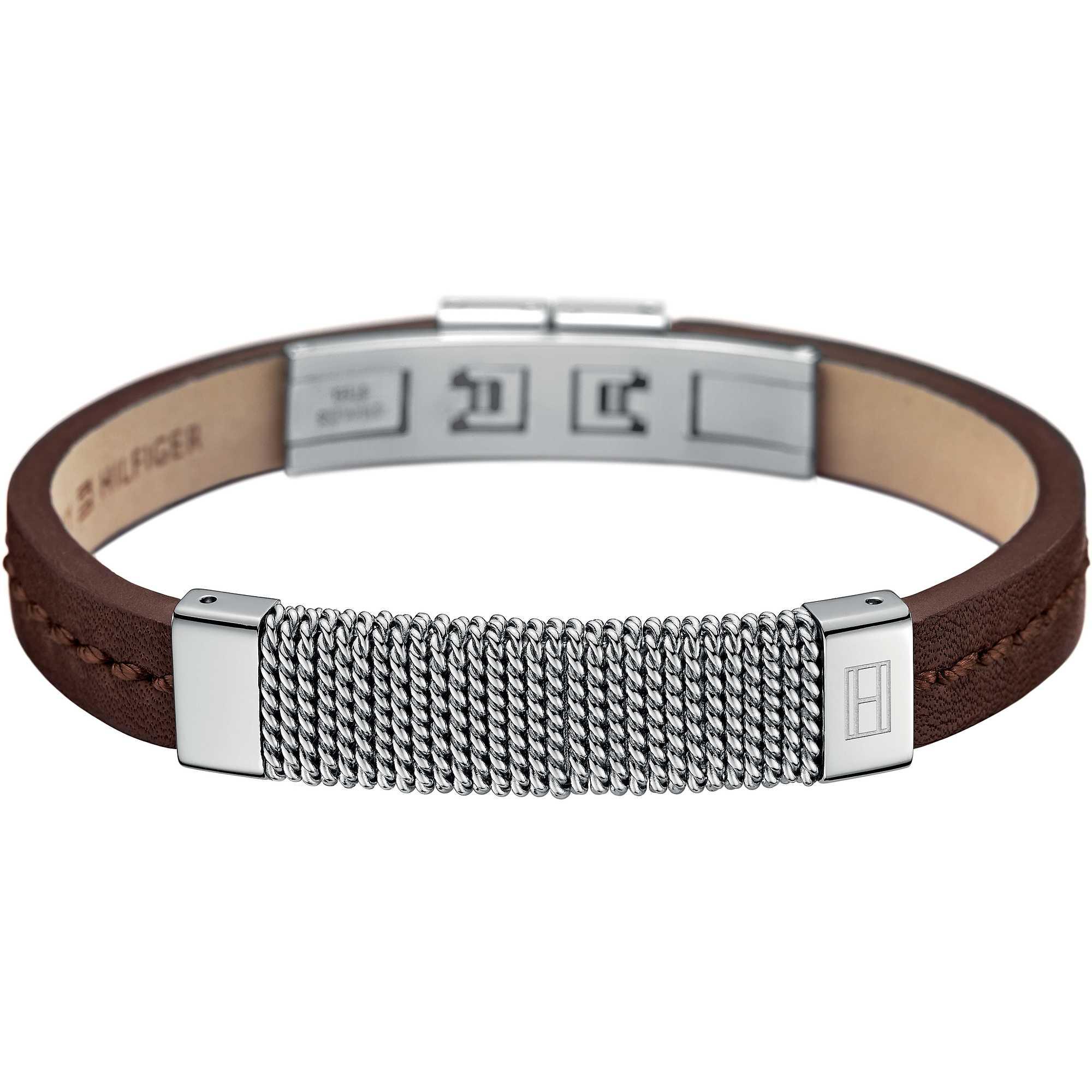bracelet tommy hilfiger homme