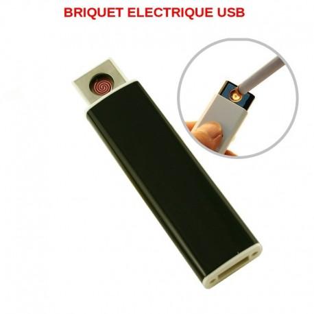 briquet electrique usb