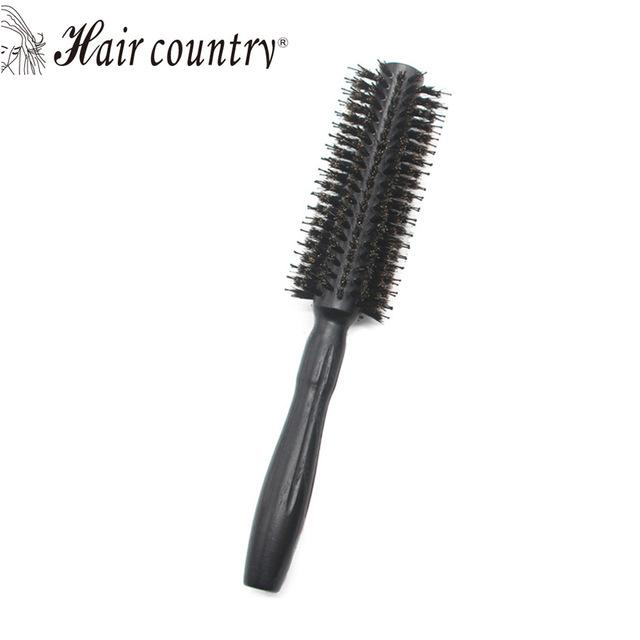 brosse à cheveux ronde