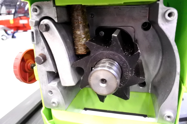 broyeur vegetaux electrique rotor