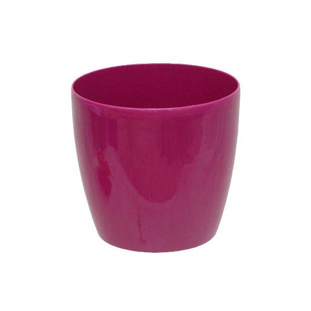 cache pot violet