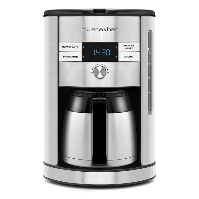 cafetiere inox isotherme