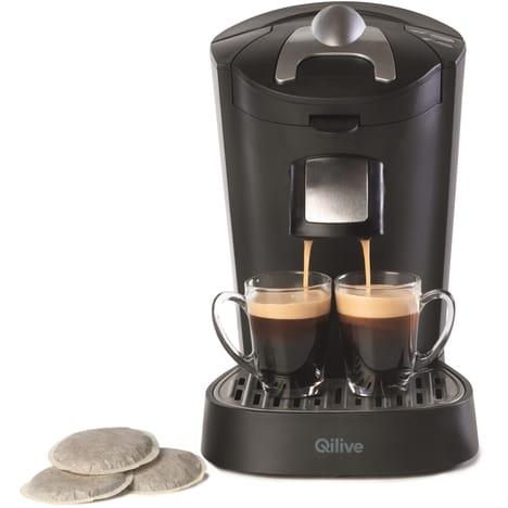 cafetières à dosettes souples