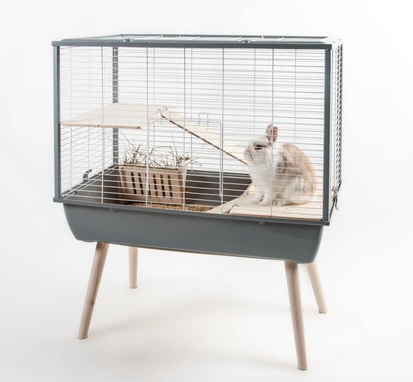 cage a lapin design