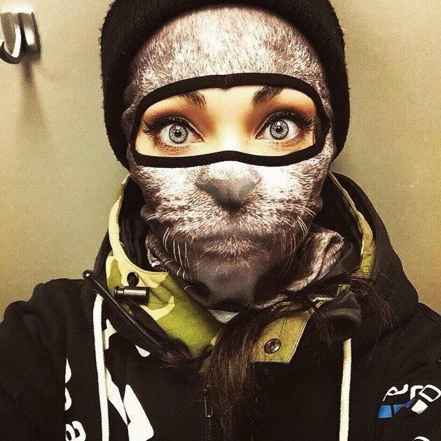 cagoule ski femme