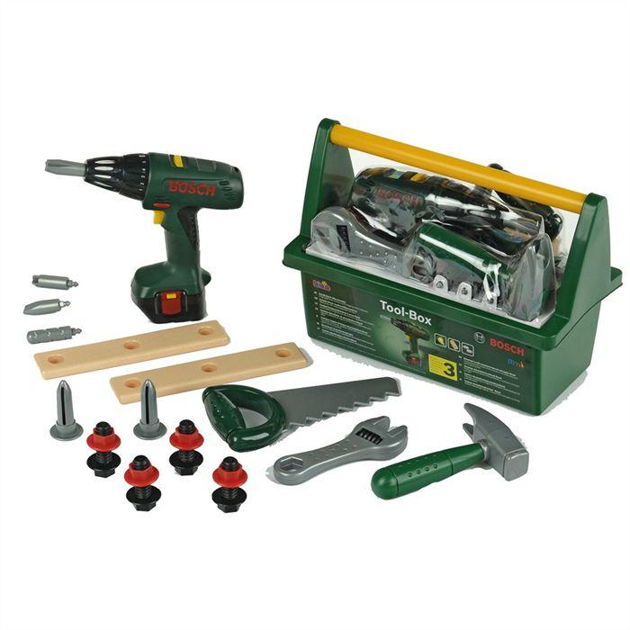caisse à outils enfant