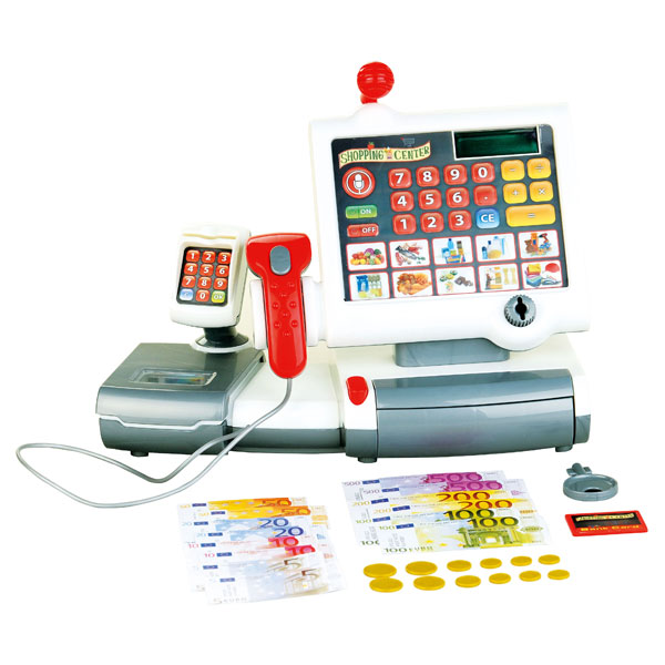 caisse enregistreuse tactile jouet