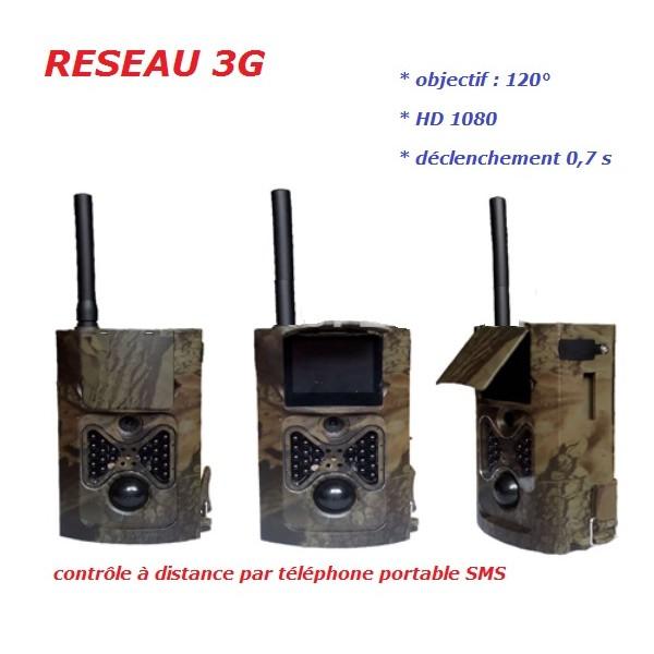 camera chasse mms