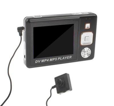 caméra espion avec enregistreur