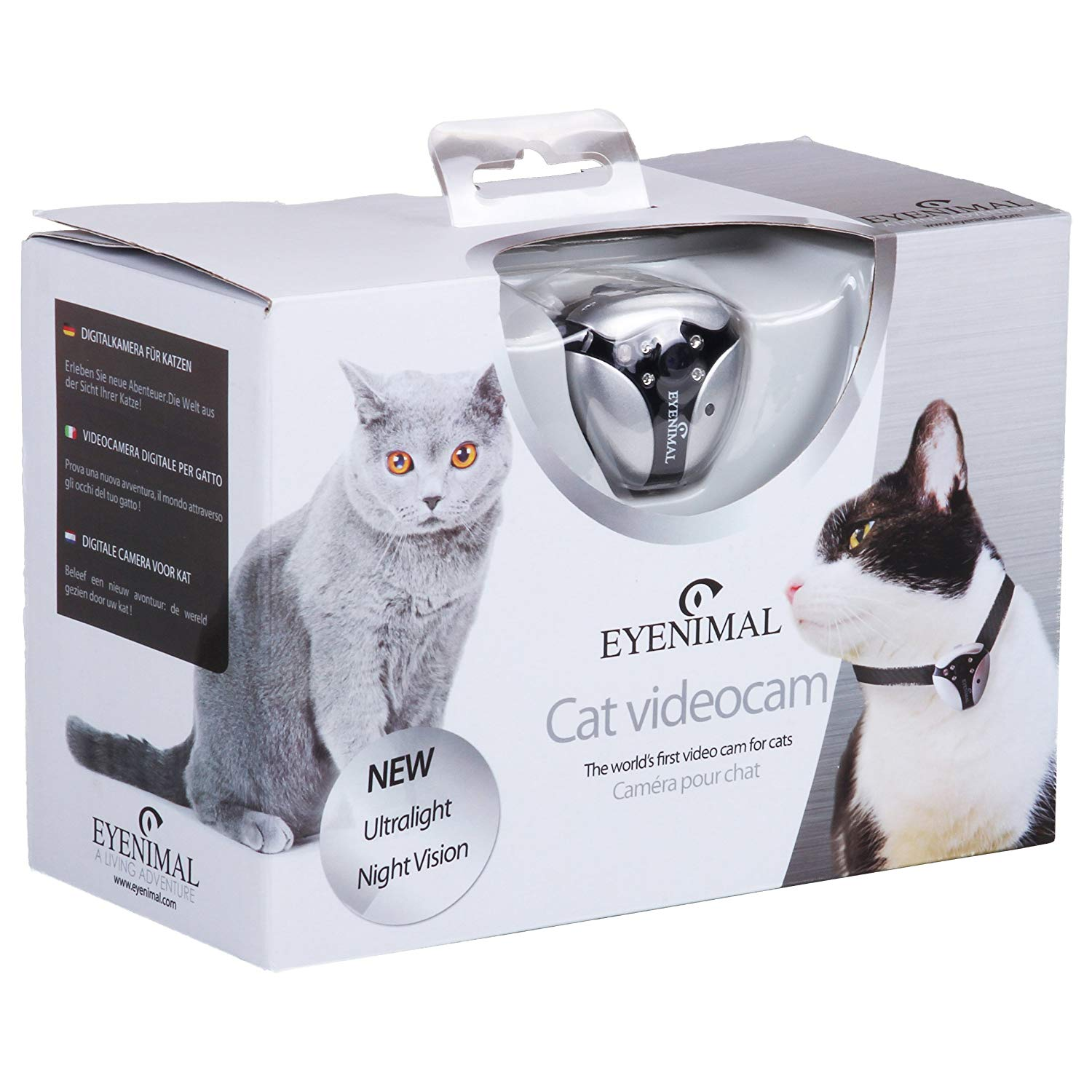 camera espion pour chat