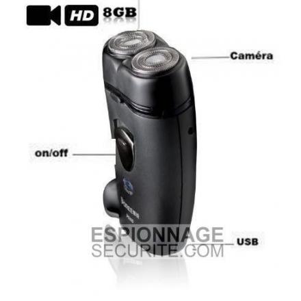 camera espion