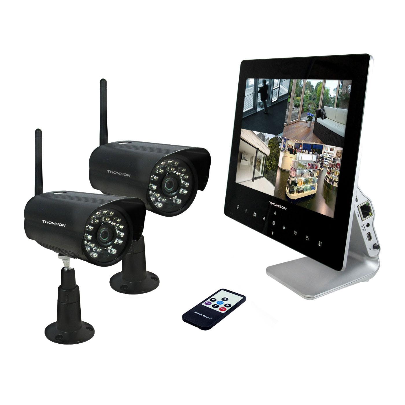 camera sans fil avec ecran