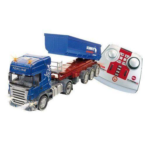 camion radiocommandé jouet