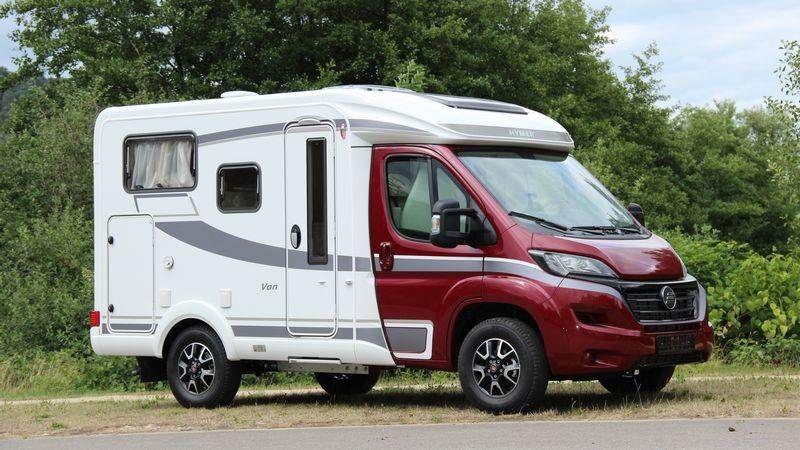 camping car ultra compact