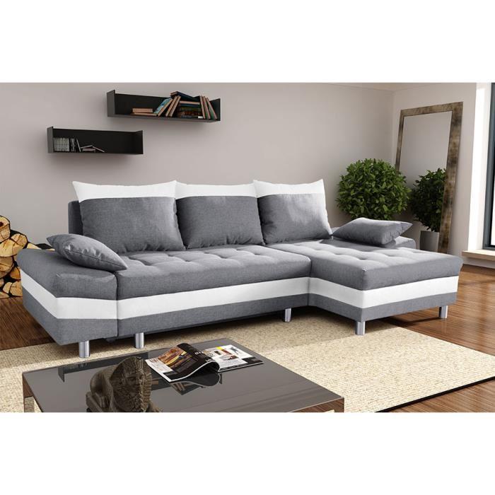 canapé d angle avec coffre de rangement