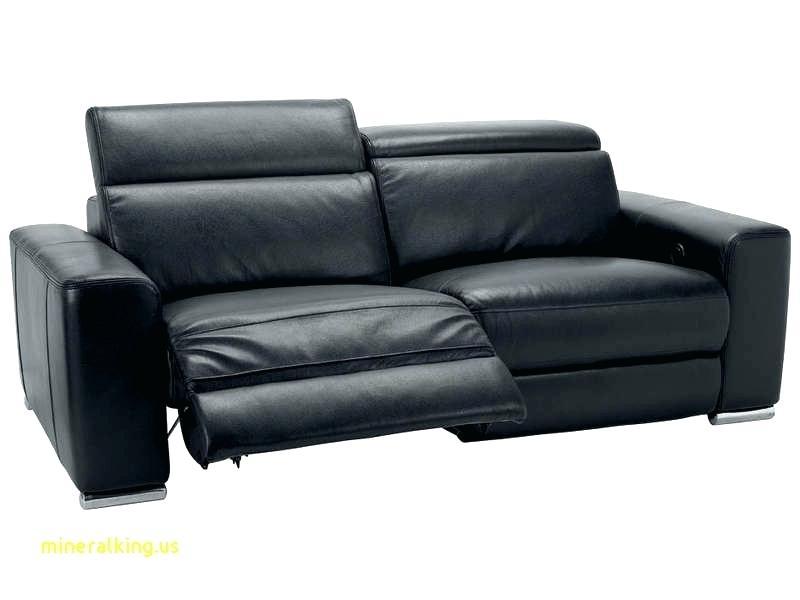 canape relax noir