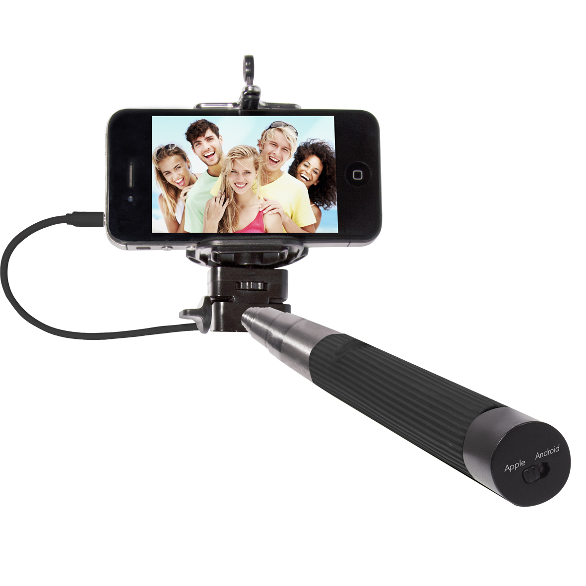 canne iphone selfie