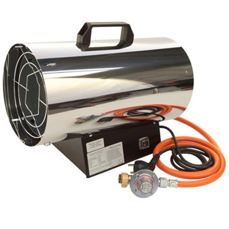 canon a air chaud gaz