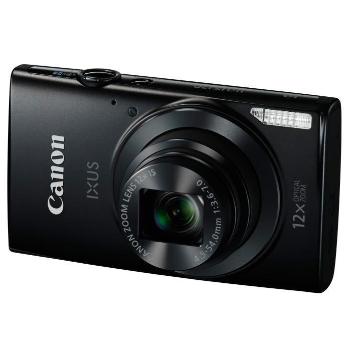 canon ixus 170 noir