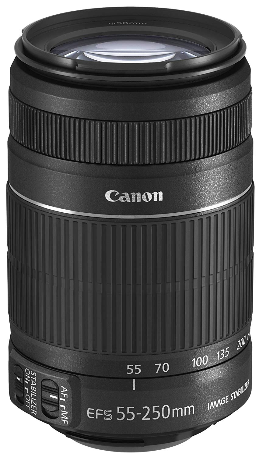 canon objectif 55 250