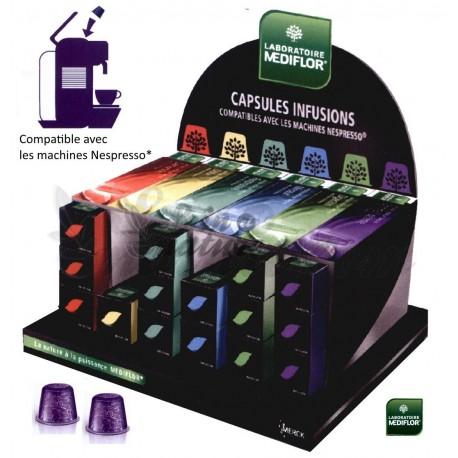 capsule infusion compatible nespresso