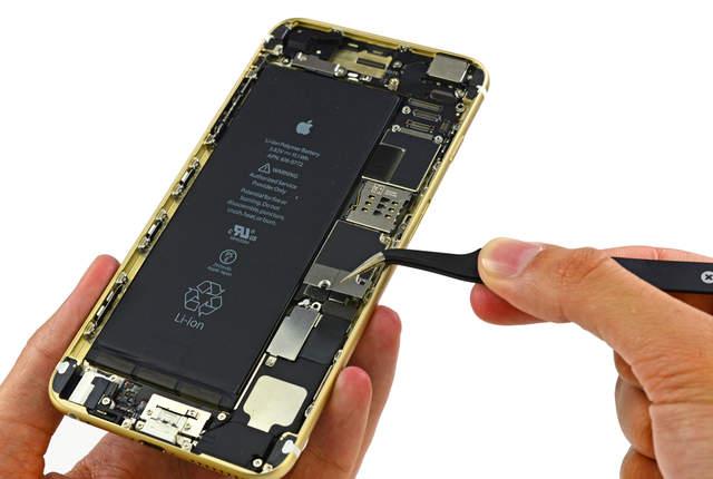 carte mémoire iphone 5c