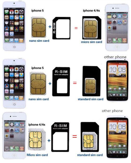 carte sim iphone 6s