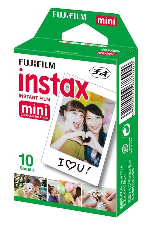 cartouche fujifilm instax mini 8