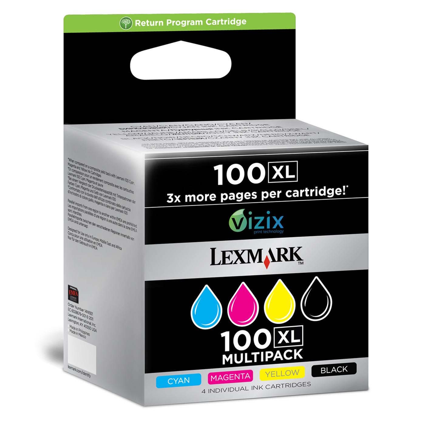 cartouche imprimante lexmark