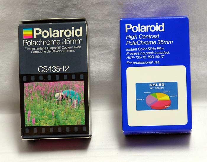 cartouche polaroid