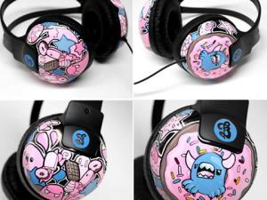 casque audio kawaii