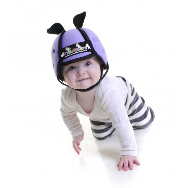 casque bébé marche
