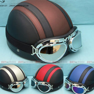 casque bol vintage homologué