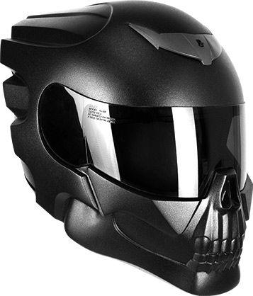 casque de biker