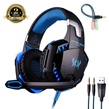 casque gamer pc ps4