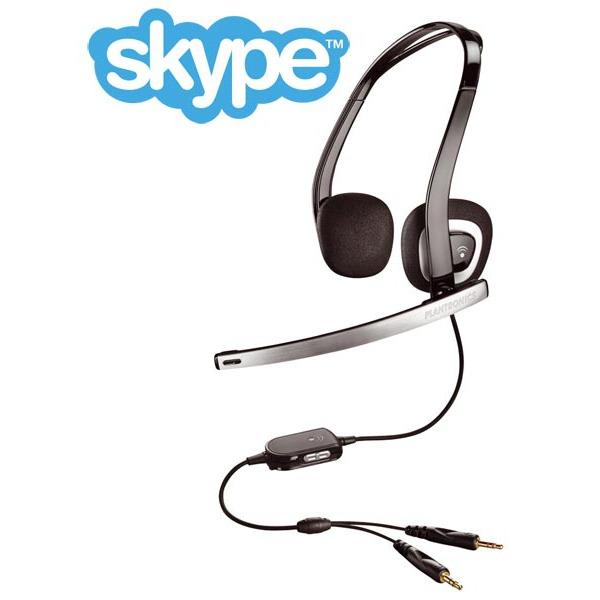 casque micro skype