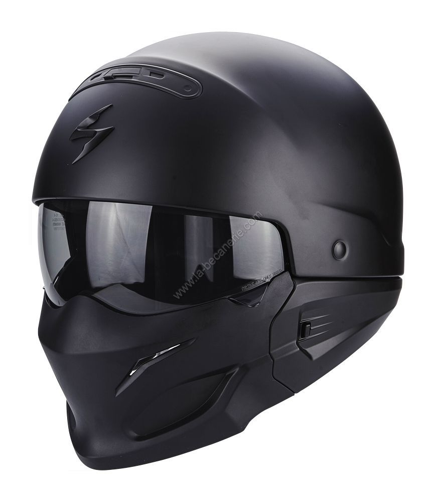 casque mobylette