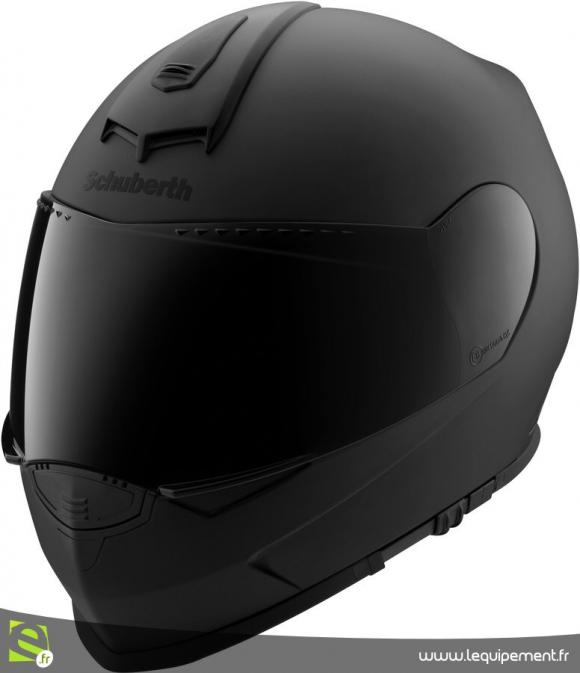 casque moto agressif