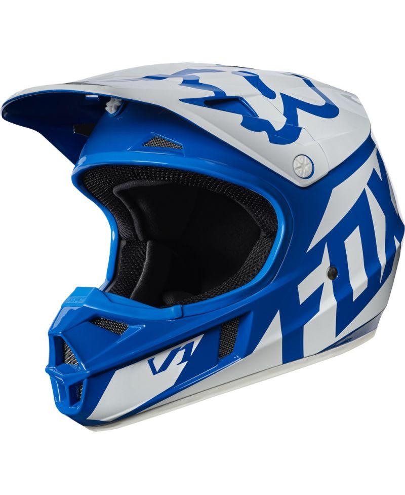 casque moto fox