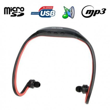 casque mp3 sport sans fil