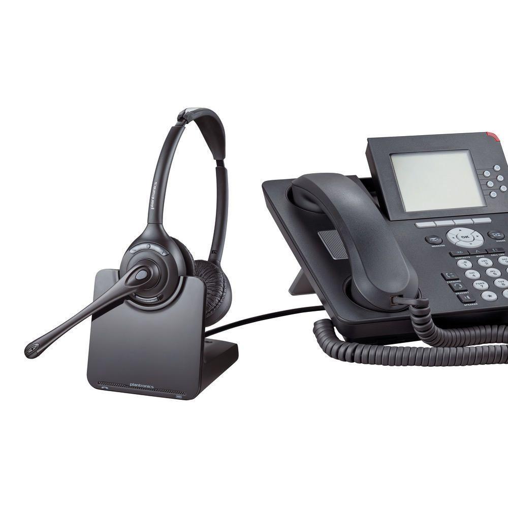 casque téléphonique sans fil pour téléphone fixe