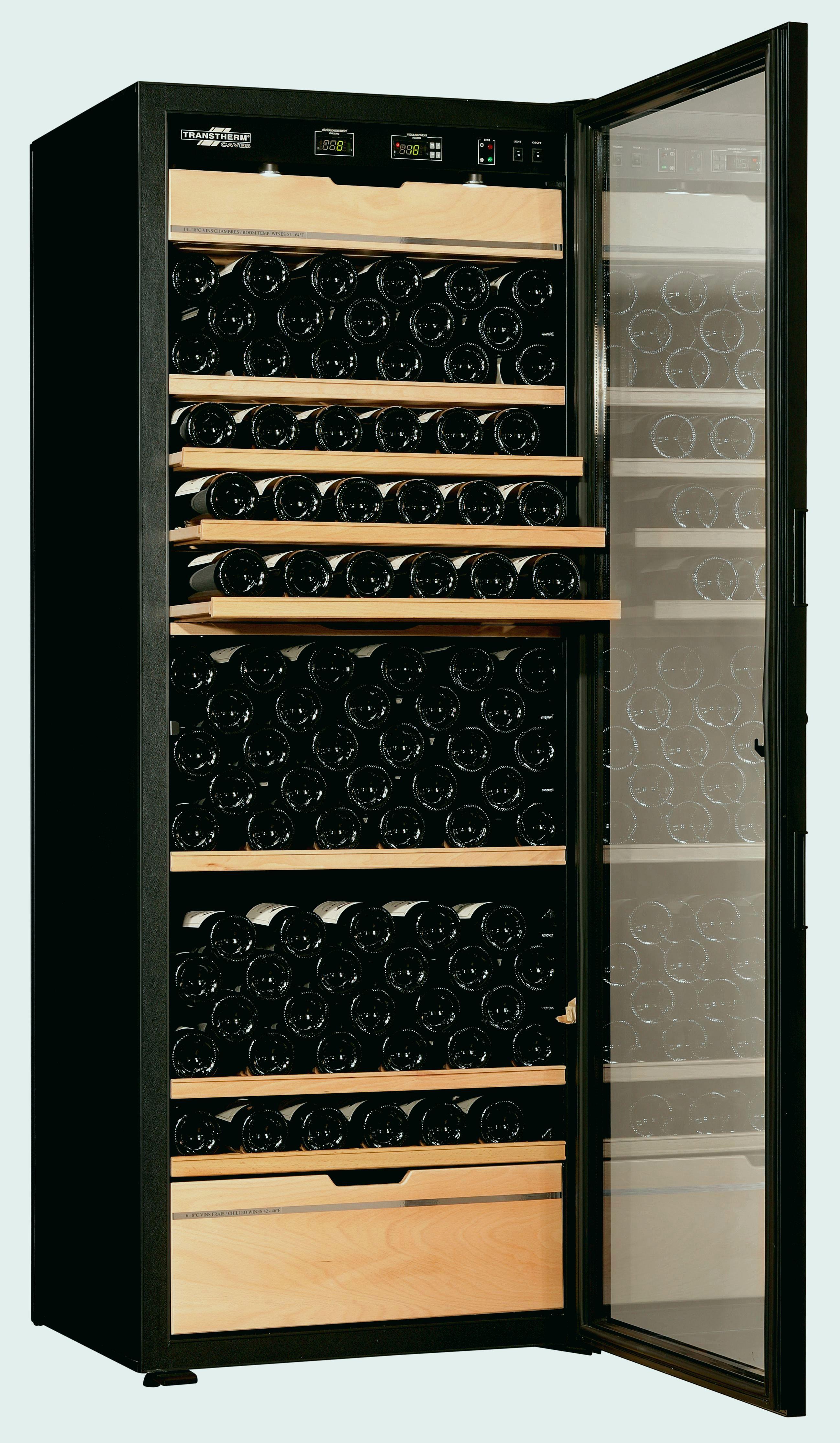 cave à vin conservation