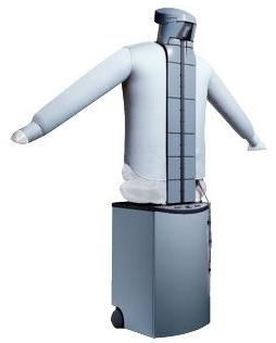 centrale vapeur chemise
